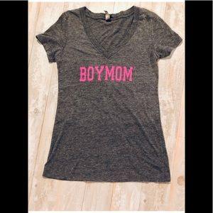 Boy Mom tee! 💙